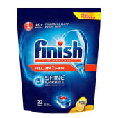 Finish Lemon Sparkle Dishwasher Tablets