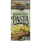 Lundberg Gluten Free Brown Rice Garlic & Olive Oil Pastas