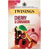 Twinings Cherry & Cinnamon Tea