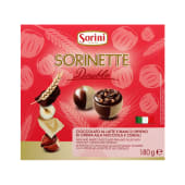 Sorini Sorinette Double Mood Praline 180g