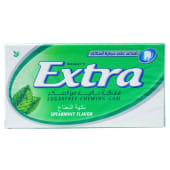 Wrigleys Extra Spearmint Bubble Gum
