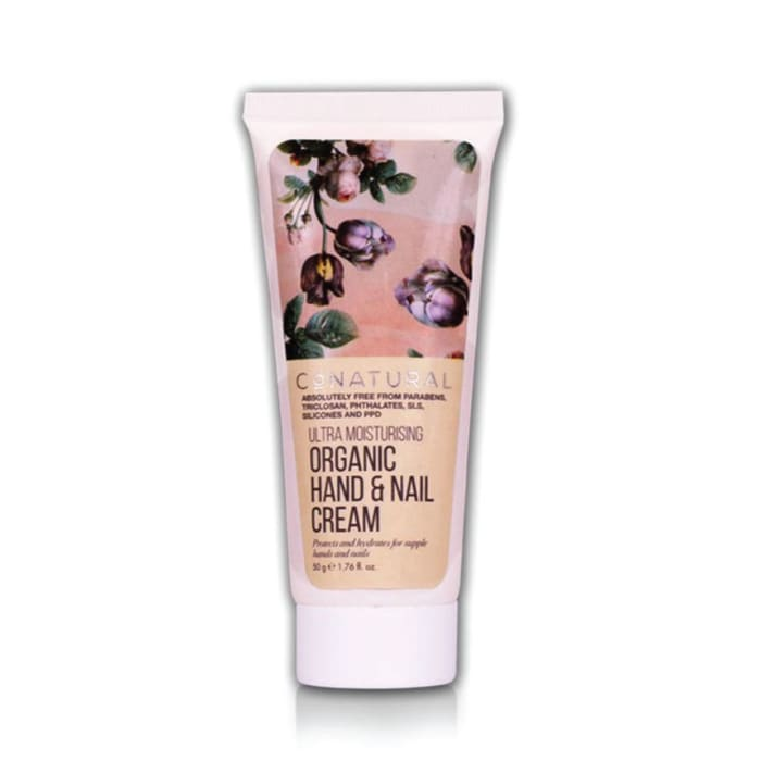 Co-Natural Ultra Moisturising Organic Hand and Nail Cream