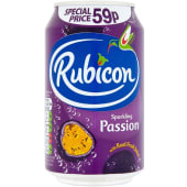 Rubicon Passion Fruit Soda