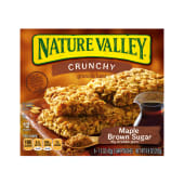 Nature Valley  Nv Crunchy Granola Bars 6