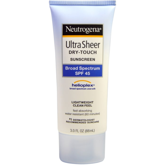 Neutrogena Ultra Sheer DryTouch Sunscreen SPF 45