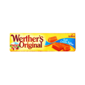 Werther's Original Soft Cream Toffees 84 Grams