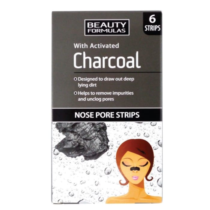 Beauty Formulas Nose Pore Strips