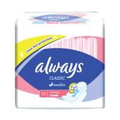 Always Classic Sensitive Normal Pads