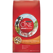 Purina One Dry Smart Blend Dog Food Chicken and Rice Formula