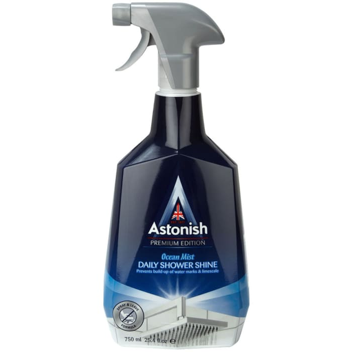 Astonish Premium Daily Shower Shine 750ml