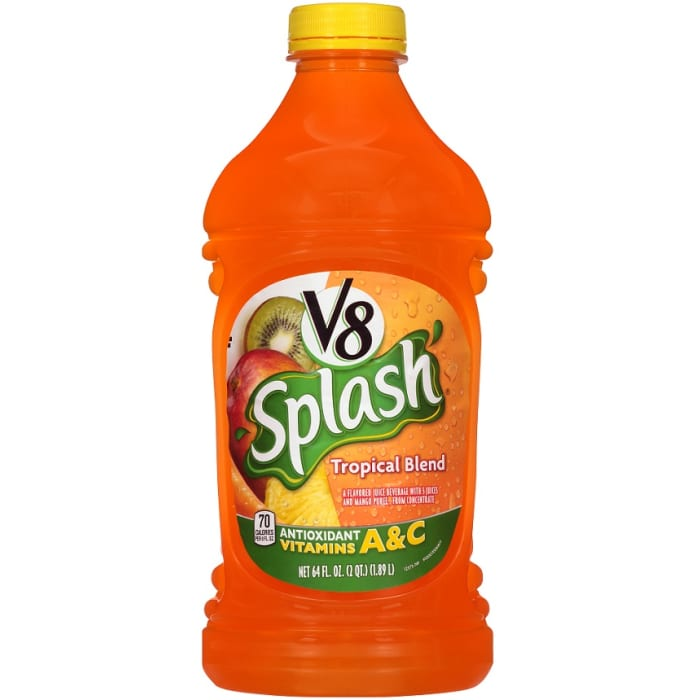 V8 Juice Tropical Blend Splash