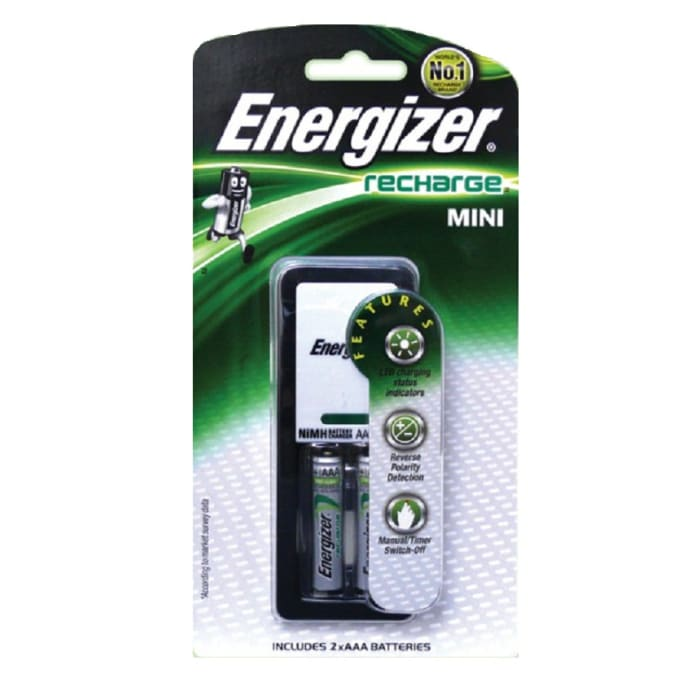 Energizer Value Charger AA & AAA Rechargeable