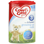Cow & Gate Growing Up Milk Stage 3 | From 1-2 Years 900 Grams