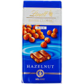 Lindt Swiss Classic Milk Hazelnut Chocolate