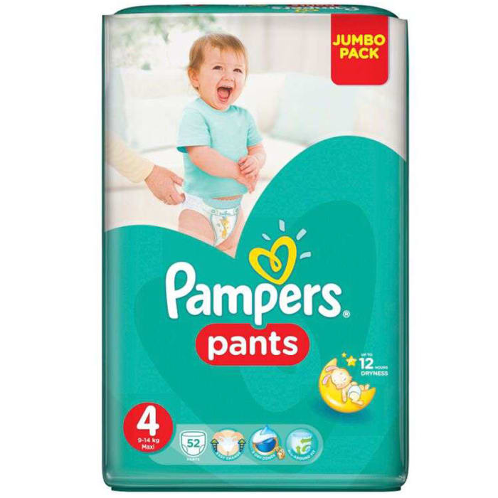 Pamper Pants Maxi Baby Diaper