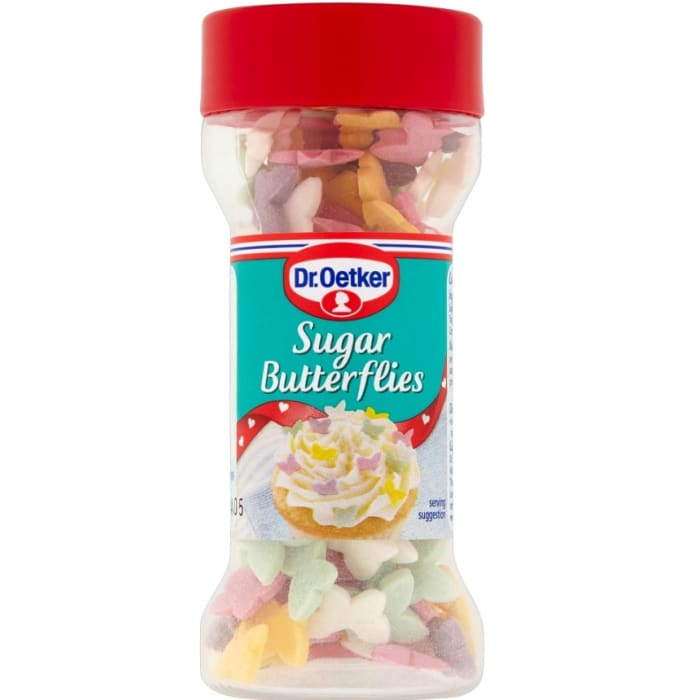 Dr.Oetker Cake Decoration Sugar Butterflies