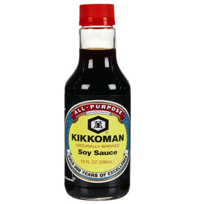 Kikoman Naturally Brewed Soy Sauce