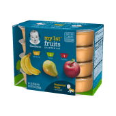 Gerber My 1st Fruits Starter Kit Variety Pack 226.8g