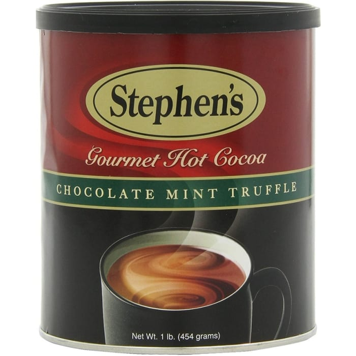 Stephen's Gourmet Hot Cocoa Chocolate Mint Truffle
