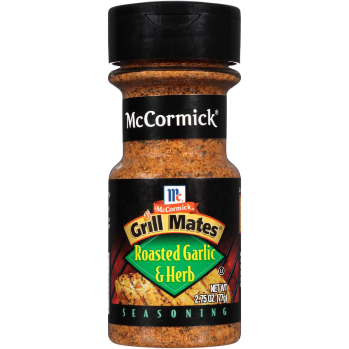 McCormick Grill Mates Roasted Garlic & Herb Seasoning