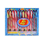 Jelly Belly Candy Canes 12count 150g