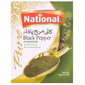 National Black Pepper Powder