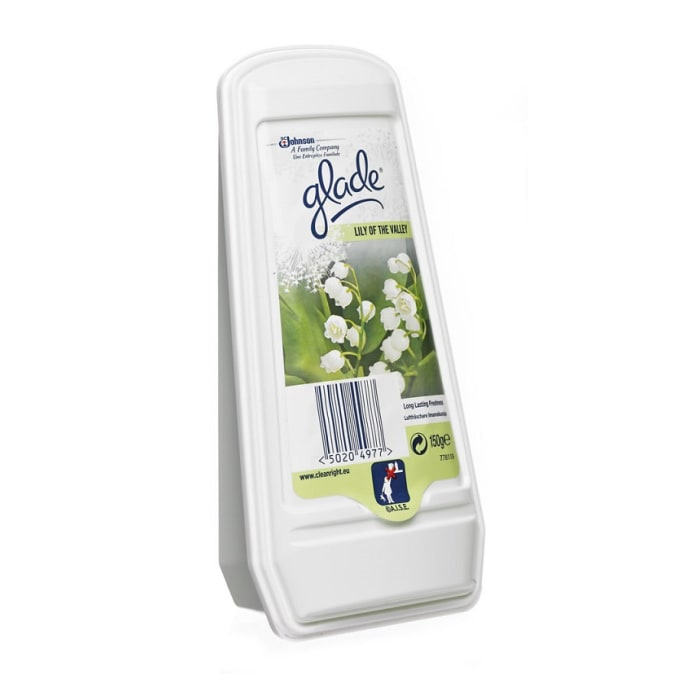 Glade Solid Gel Lilly Of The Valley