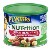 Planters  Nut-rition Heart Healthy Mixed Nuts