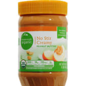 Smiple Truth Organic Creamy  Peanut Butter