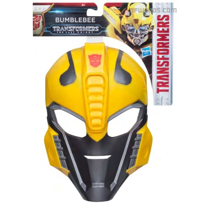 Transformer Mv5 Role Play Masks