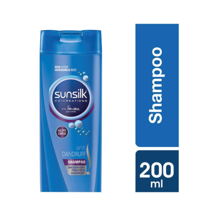 Sunsilk Co-Creation Anti Dandruff Shampoo