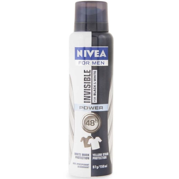 Nivea Deodorant For Men Invisible
