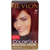 Revlon Color Silk 49 Auburn Brown Hair Color