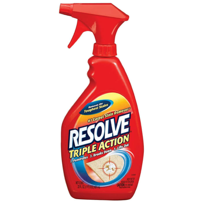 Resolve  Carpet Stain Remover