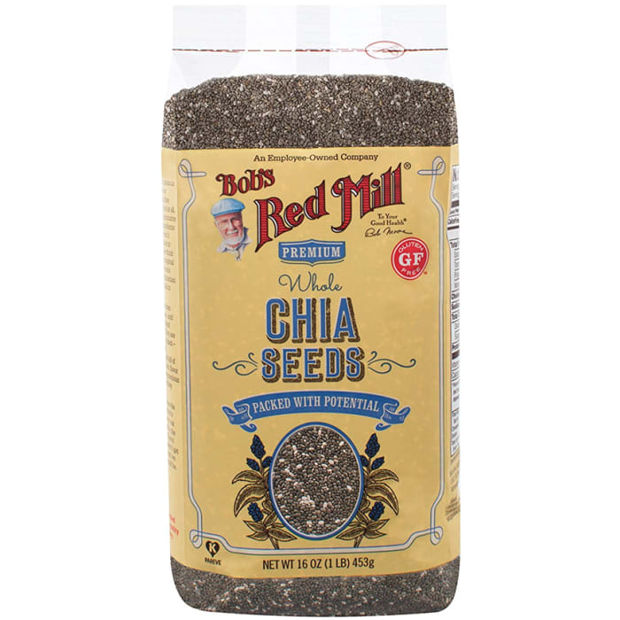 Bob's Red Mill Premium Whole Chia Seeds