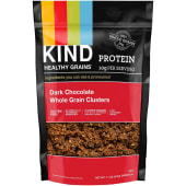 Kind Protein Dark Chocolate Whole Grain Clusters