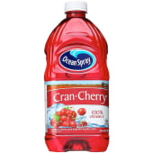 Ocean Spray Cranberry Cherry Juice Drink 1.89L