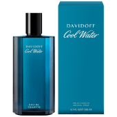 Davidoff Cool Water Eau De Toilette Spray for Men 200ml