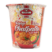 Kolson Cup Noodle Fiery Chatpata 53g