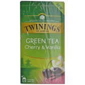 Twinings Green Tea Cherry & Vanilla