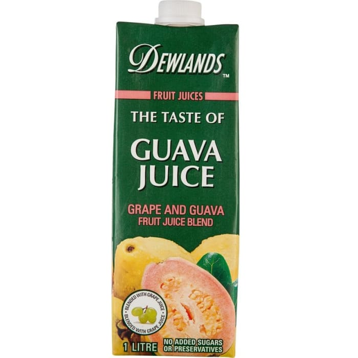 Dewlands Juice Guava