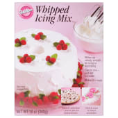 Wilton Whipped Icing Mix Vanilla 283g