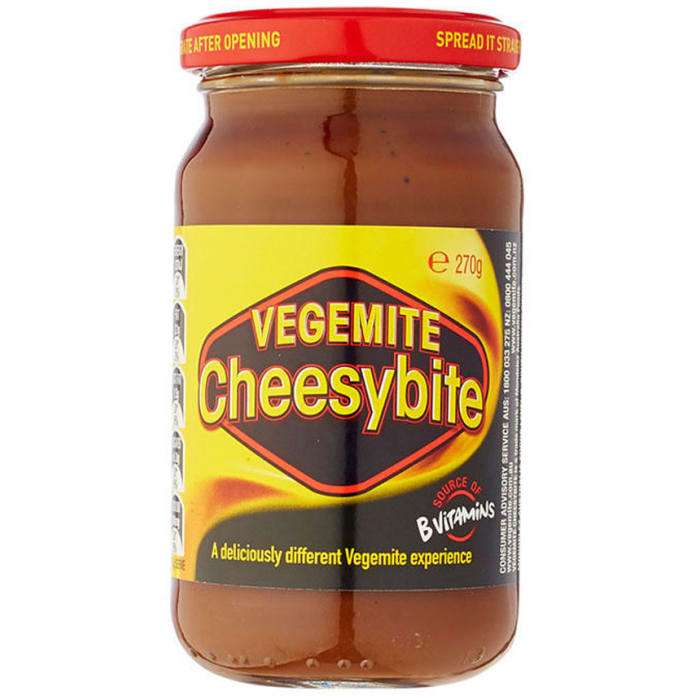Kraft  Vegemite Cheesybite Spread