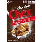 General Mills Chex Gluten Free Chocolate Chex Cereal