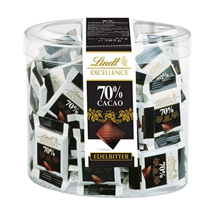 Lindt Excellence Minis 70% Coca Dark