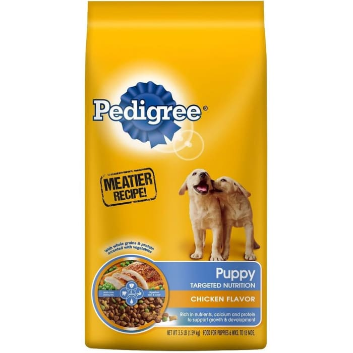 Pedigree  Complete Puppy Dog Food