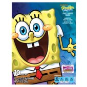 Betty Crocker Fruit Snacks SpongeBob SquarePants