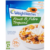 Weight Watchers Fruit & Fibre Tropical