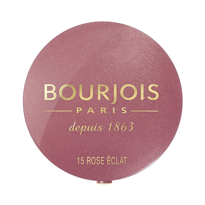Bourjois Little Round Pot Blusher 015 Rose Eclat