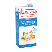 Elle & Vire Professionnel Cuisson Advantage Cooking 15% Fat 1 Litre